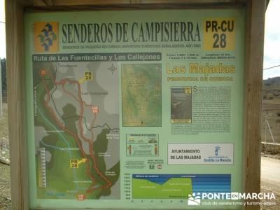 Senderos de Campisierra - Las Majadas; rutas de senderismo;rutas madrid a pie
